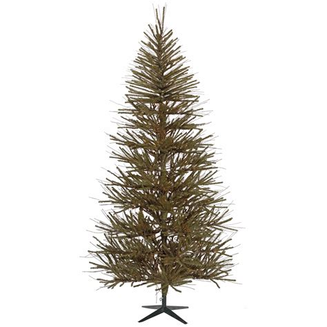 8 medium vienna twig artificial christmas tree unlit ebay