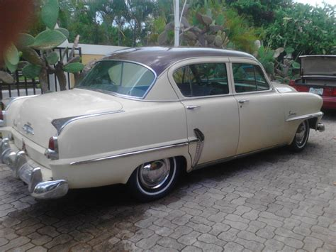 1954 plymouth savoy for sale 1954 plymouth savoy classic car no reserve