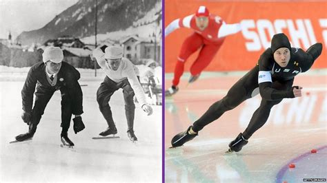 olympics then and now pictures winter olympics then and now cbbc newsround