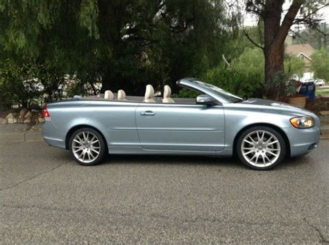 purchase   volvo   convertible  door   woodland hills california united