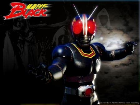 Dvd Kamen Rider Black Satria Baja Hitam 1988 Sub Indo kamen black is