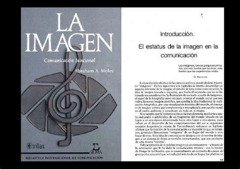 libro the shape of things libro la imagen comunicacion funcional a moles regina garcia academia edu libros de dise 241 o