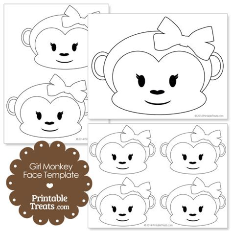 large monkey template pictures to pin on pinterest pinsdaddy