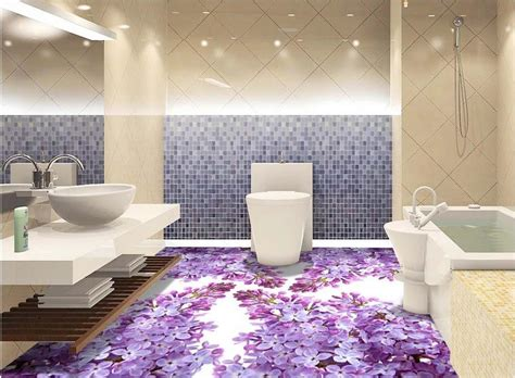 Purple Kitchen Wallpaper by Buy Wholesale Purple Floor Tile From China Purple