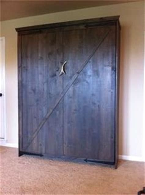 Barn Door Effect 1000 Images About Suite Dreams Murphy Beds On