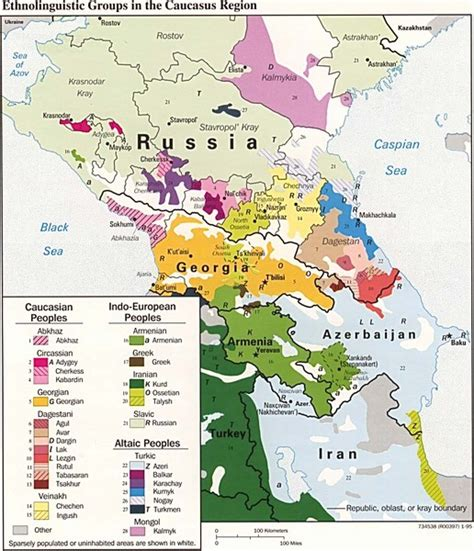 nau cus map ethnolinguistics in caucus region map armenia mappery