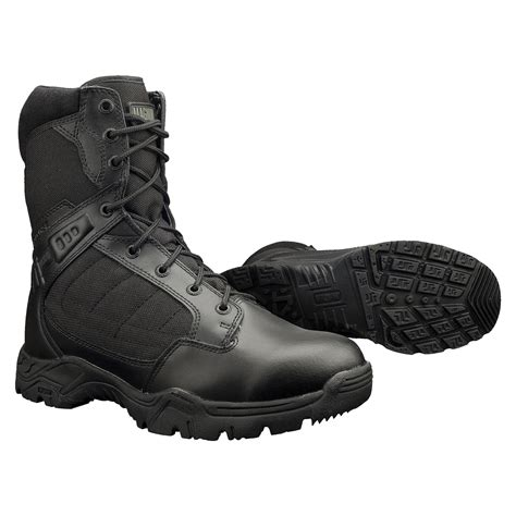 Sepatu Magnum Army Tactical Boots magnum boots mens response ii 8 inch leather tactical 5288 black ebay