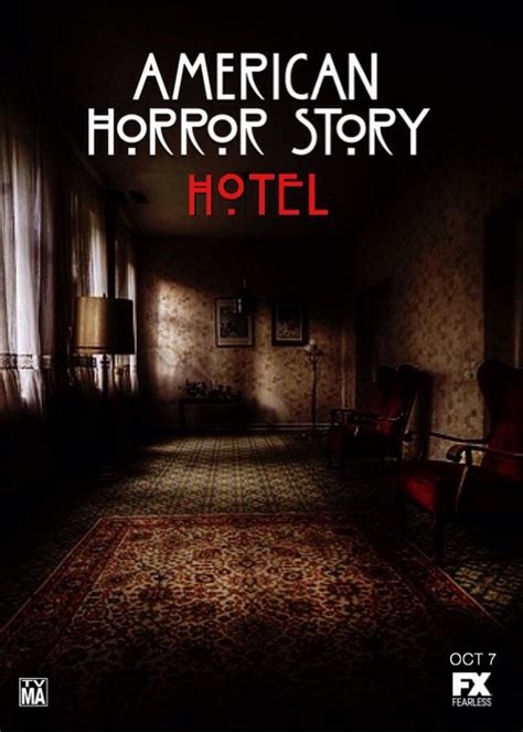 New american horror story hotel teasers have arrived the tv addict