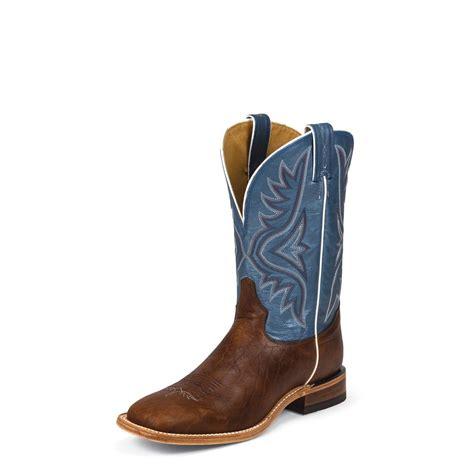 tony lama boots for tony lama pecan bison americana cowboy boots 11 quot 7955