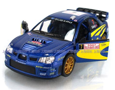 Kinsmart Subaru Impreza Wrx 2007 subaru wrc reviews shopping subaru wrc reviews on