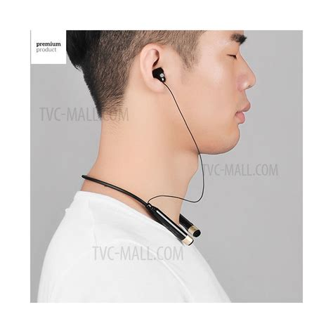 Hoco Delighted Wireless Bluetooth Earphone Es6 hoco es6 delighted wireless bluetooth 4 0 neckband in ear earphone for iphone 7 etc black tvc