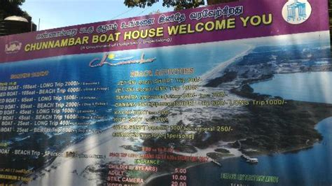 chunnambar boat house chunnambar boat house pondicherry india top tips