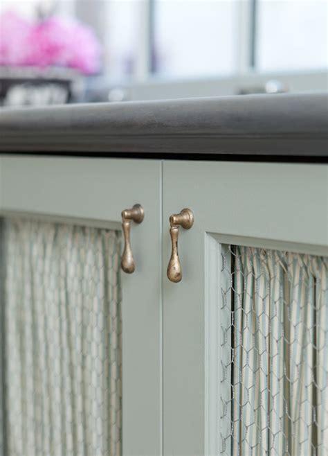 chicken wire doors design decor photos pictures