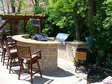 Outdoor Bar Ideas For Outdoor Decor Backyard Bar Ideas