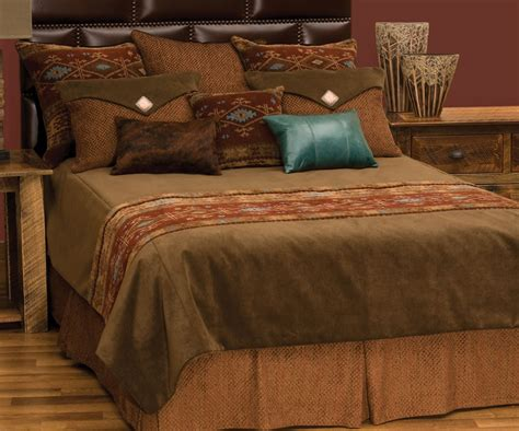 mountain bedding sets mountain deluxe bed set king