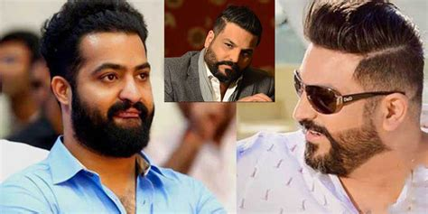 ntr new style jr ntr copies iraqi singer hussam al rassam s look