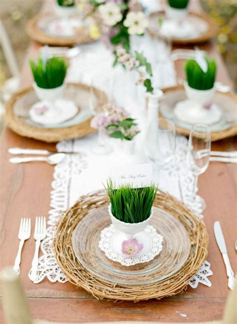 easter brunch table setting 12 tablescape ideas for the prettiest easter brunch ever