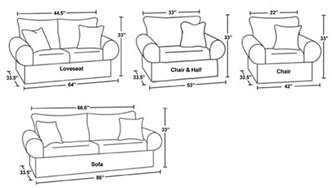 average depth of a sofa average furniture sizes oh purple panda