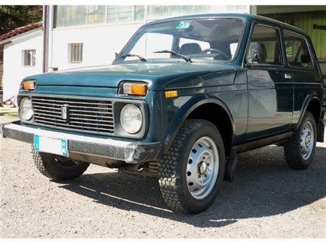 lada di sale prezzi sold lada niva diesel 2001 t used cars for sale