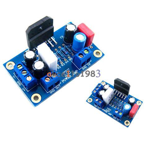 Daftar Power Lifier Rakitan 60w lm3886tf ac 20 28v sound audio lifier mono digital power diy kit ebay