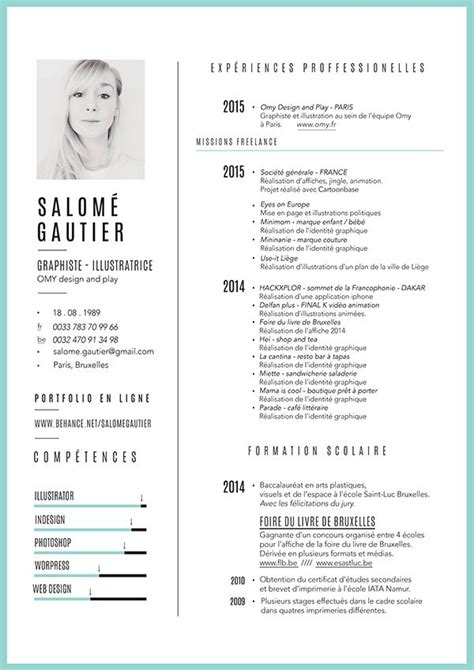 25 best ideas about cv infographic on