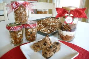 healthy homemade granola gifts in a jar keeper of the home