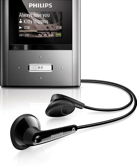 mp3 player philips gogear 980 mp3 player sa2rga04ks 37 philips