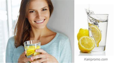 Minuman Collagen Rasa Lemon bahaya hirisan lemon dalam minuman anda mesti tahu kakipromo