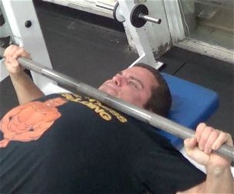 guillotine bench press build the upper chest with the guillotine press lee