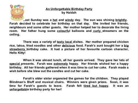 An Interesting Outing Essay by Essay About Family Day Outing