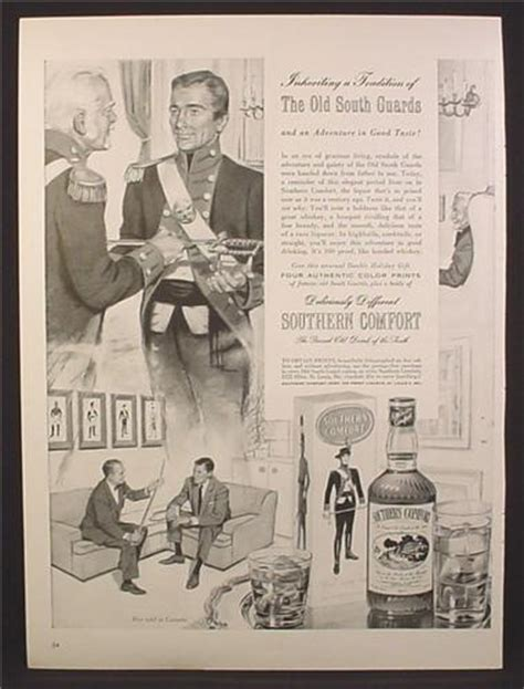 southern comfort magazine magazine ad for southern comfort tradition of the old