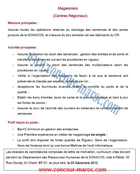 Lettre De Motivation De Magasinier Doc 2772 Lettre De Motivation Magasinier Pdf 92 Related Docs Www Clever
