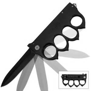 knife knuckles brass knuckles knife combo www imgkid the image