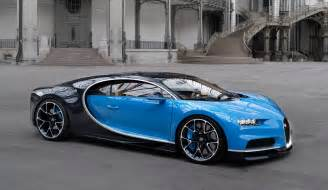 Bugatti Made In 2017 Bugatti Chiron Preview