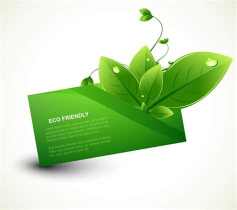 eco design elements vector eco design elements vector cards 02 vector card free