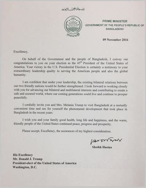Sponsor Letter Bangladesh exle invitation letter to his excellency choice image
