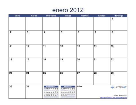 Calendario Marzo 2012 Calendario 2012