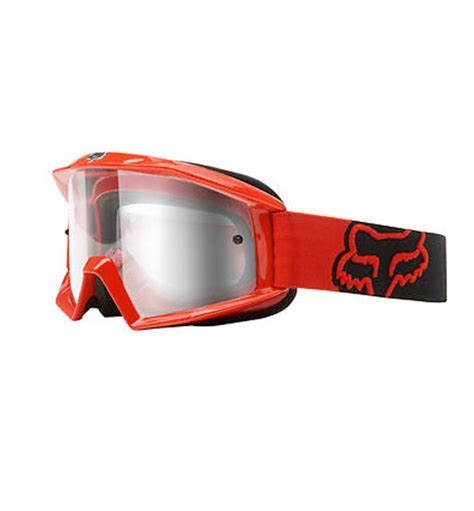 fox motocross goggles fox mx bright motocross goggles clear gh