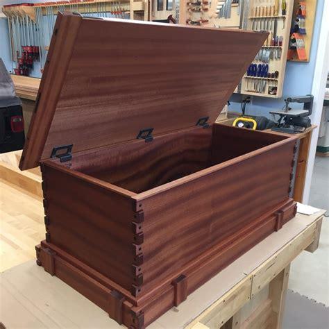 Greene And Greene Dresser by Greene Greene Blanket Chest By Woodscrap Lumberjocks