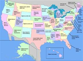America Maps by Here S A Map That Shows What Every American State Is The