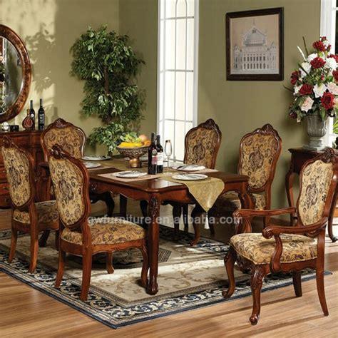 French Provincial Dining Room Furniture De Estilo Italiano Muebles De Comedor Mano Tallada De