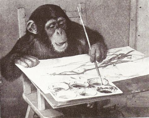 Monkeys Poetry Painting Michael Leong S Poetry