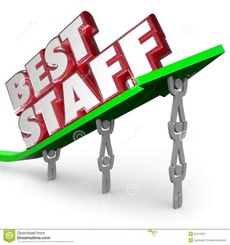 best in best staff top winning team workforce employees lifting