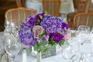 bridal shower flower centerpieces