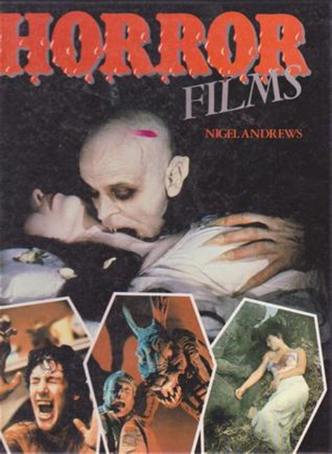 horror picture books horror by nigel reviews discussion