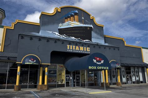 Titanic First Class Menu by Titanic The Experience Orlando Seaworld Mommy