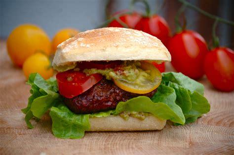Handmade Hamburgers - burgers with guacamolethe taste revelation the