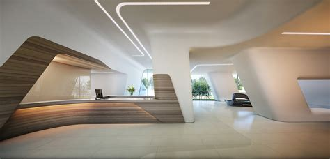 interior design zaha hadid galer 237 a de citylife tower zaha hadid architects 16