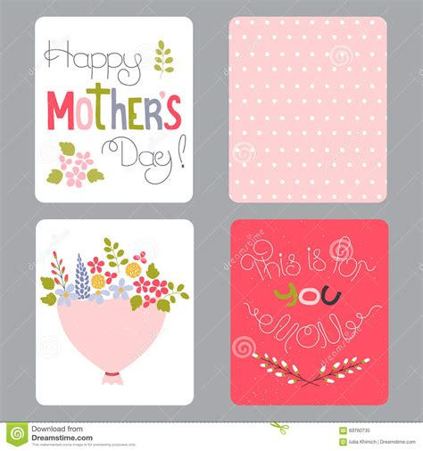 small greeting card template 28 images set happy