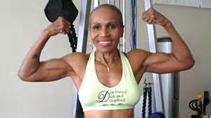Don t mess with ernestine shepherd body building grandma benches 150